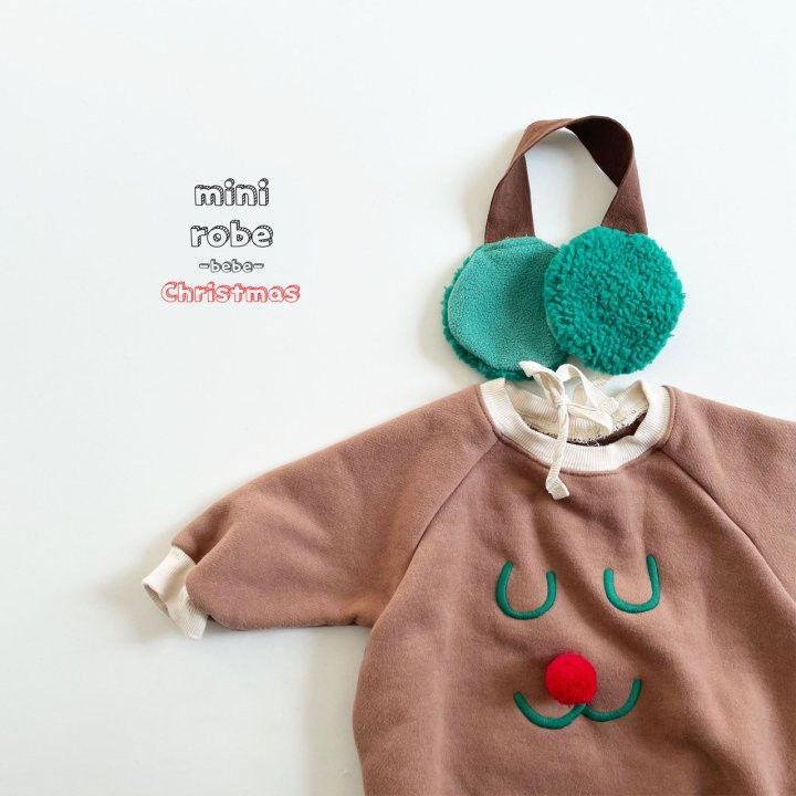 MINI ROBE - Korean Children Fashion - #Kfashion4kids - Santa Earmuffs - 8