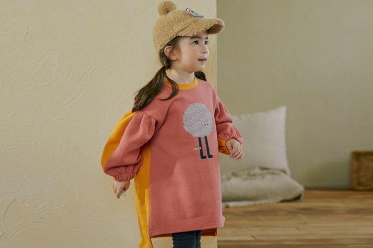 MINIATURE - BRAND - Korean Children Fashion - #Kfashion4kids - Lala One-piece