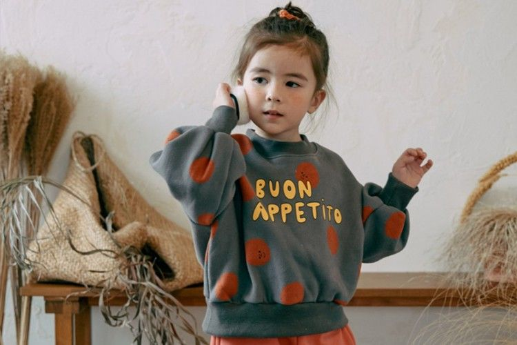 MINIATURE - BRAND - Korean Children Fashion - #Kfashion4kids - Lany Tee