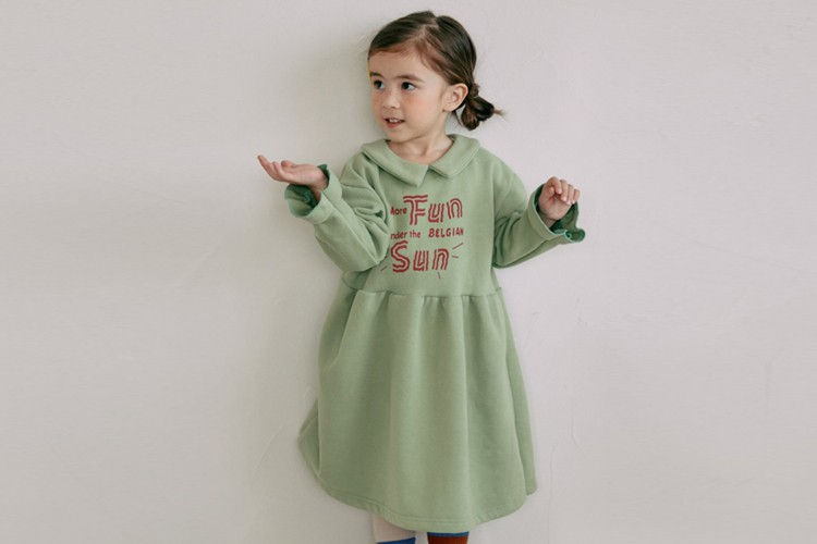 MINIATURE - BRAND - Korean Children Fashion - #Kfashion4kids - Yona One-piece