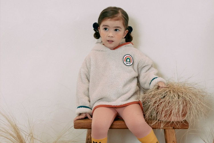 MINIATURE - BRAND - Korean Children Fashion - #Kfashion4kids - Billy Hood Pullover