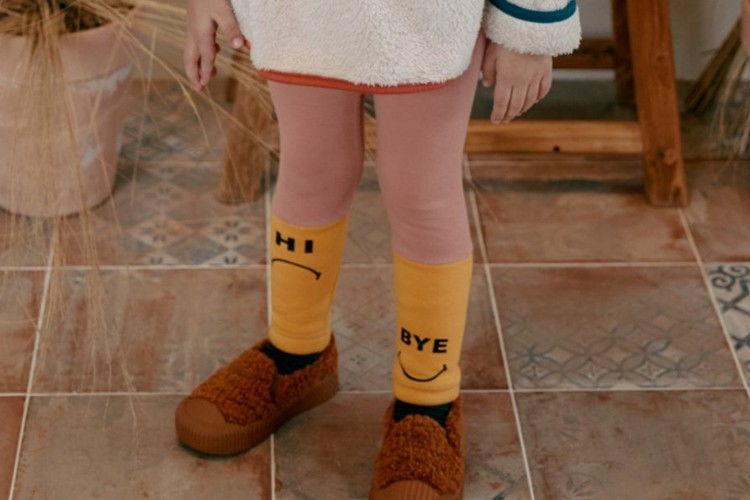 MINIATURE - BRAND - Korean Children Fashion - #Kfashion4kids - Hi Bye Leggings