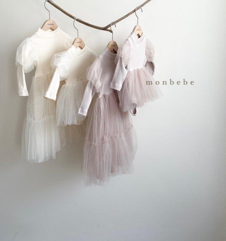 MONBEBE - Korean Children Fashion - #Kfashion4kids - Princess Bodysuit - 2