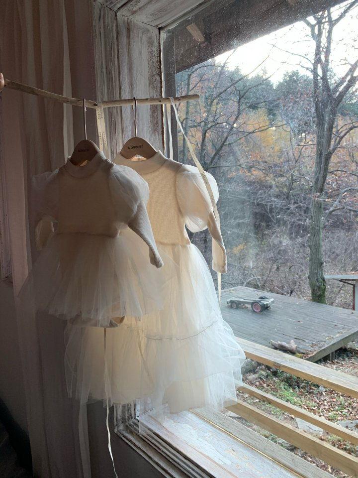 MONBEBE - Korean Children Fashion - #Kfashion4kids - Princess Bodysuit - 3