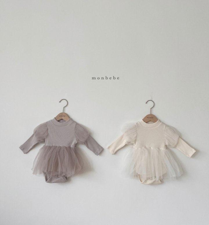 MONBEBE - Korean Children Fashion - #Kfashion4kids - Princess Bodysuit - 5