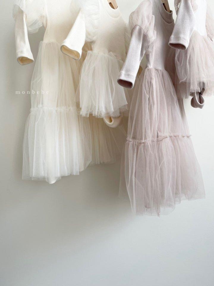 MONBEBE - Korean Children Fashion - #Kfashion4kids - Princess Bodysuit - 6