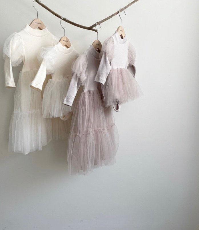MONBEBE - Korean Children Fashion - #Kfashion4kids - Princess Bodysuit - 7