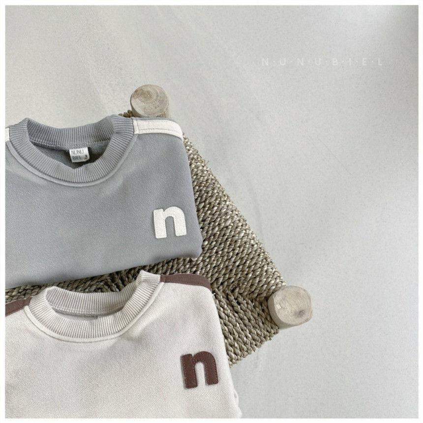 NUNUBIEL - Korean Children Fashion - #Kfashion4kids - N Pullover - 2