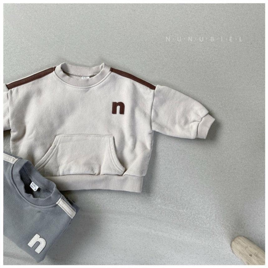 NUNUBIEL - Korean Children Fashion - #Kfashion4kids - N Pullover - 3
