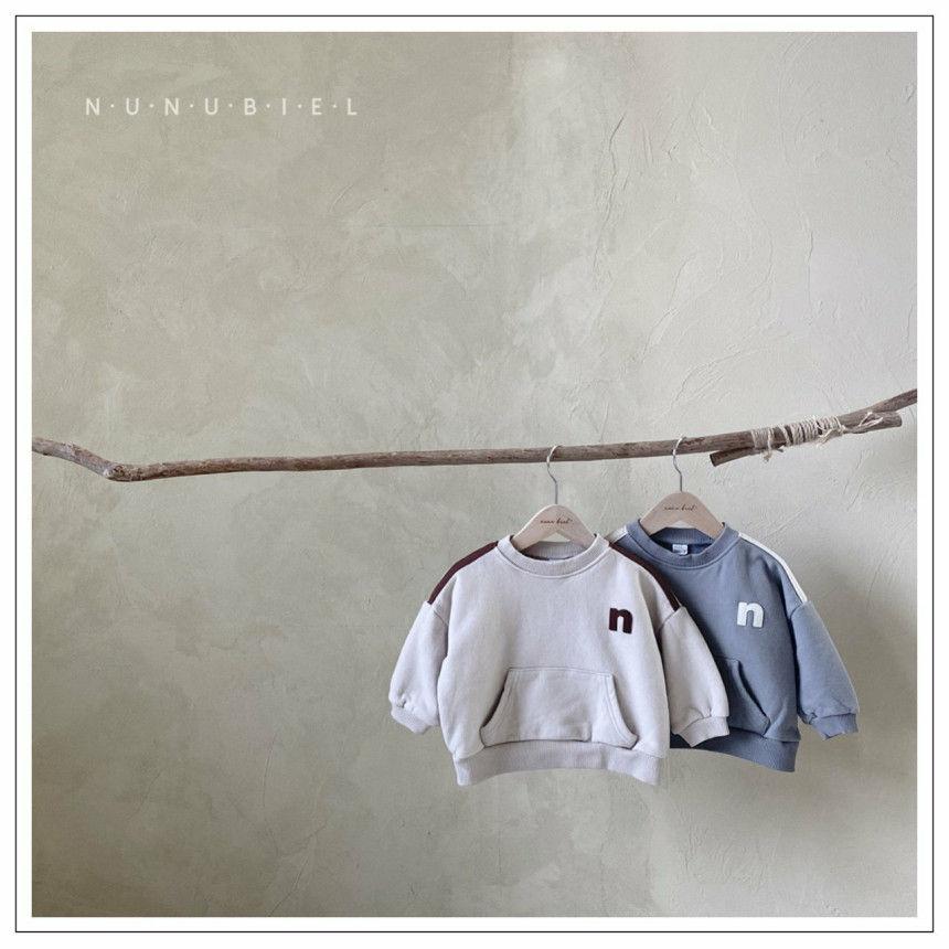 NUNUBIEL - BRAND - Korean Children Fashion - #Kfashion4kids - N Pullover