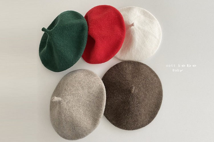 OOTT BEBE - BRAND - Korean Children Fashion - #Kfashion4kids - Baby Beret