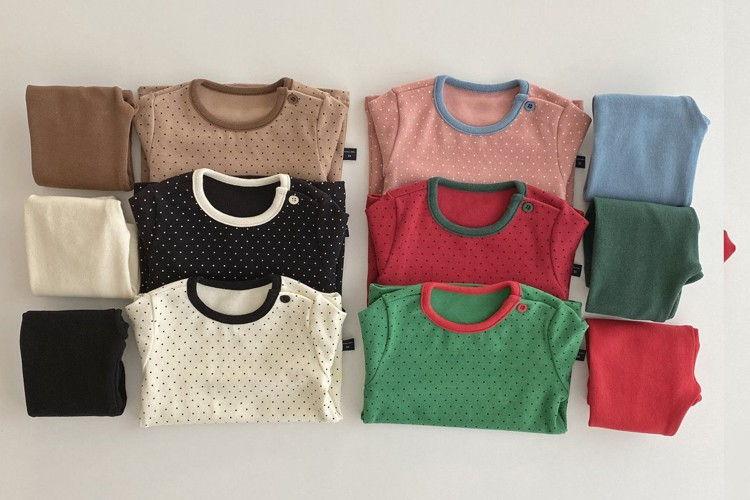OOTT BEBE - BRAND - Korean Children Fashion - #Kfashion4kids - Nunna Easywear