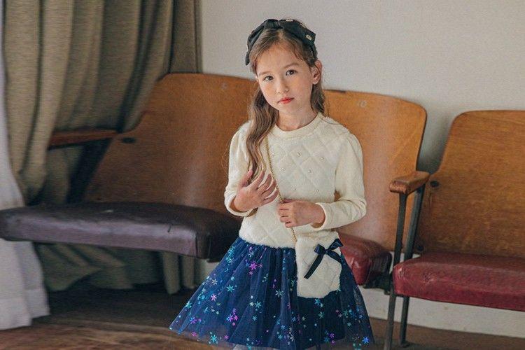 PINK BERRY - BRAND - Korean Children Fashion - #Kfashion4kids - Songi Dress