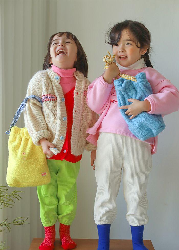 PINSON - Korean Children Fashion - #Kfashion4kids - Jenny Dumble Bag