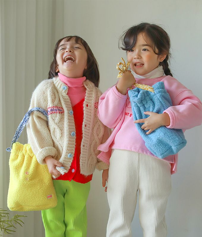 PINSON - BRAND - Korean Children Fashion - #Kfashion4kids - Jenny Dumble Bag