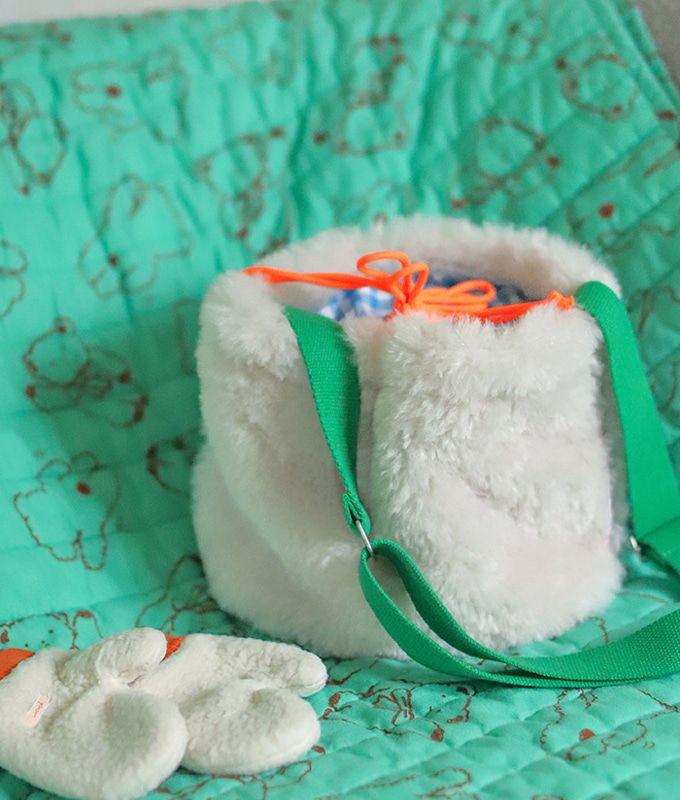 PINSON - BRAND - Korean Children Fashion - #Kfashion4kids - Vienne Dumble Bag