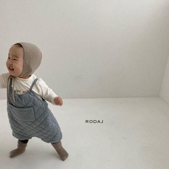 RODA J - Korean Children Fashion - #Kfashion4kids - Dia Bodysuit - 4