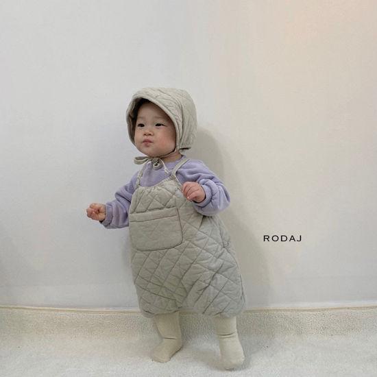 RODA J - BRAND - Korean Children Fashion - #Kfashion4kids - Dia Bodysuit