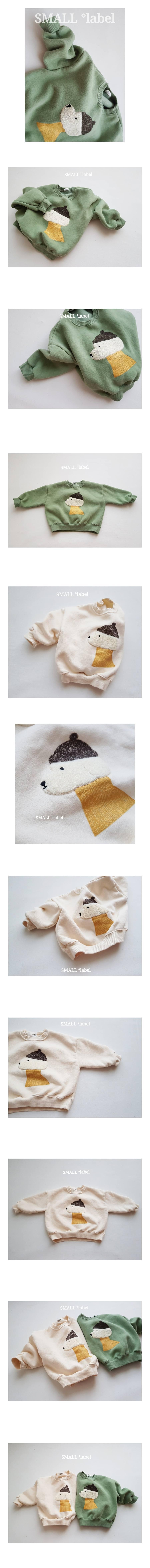 SMALL LABEL - Korean Children Fashion - #Kfashion4kids - Momo Sweatshirt