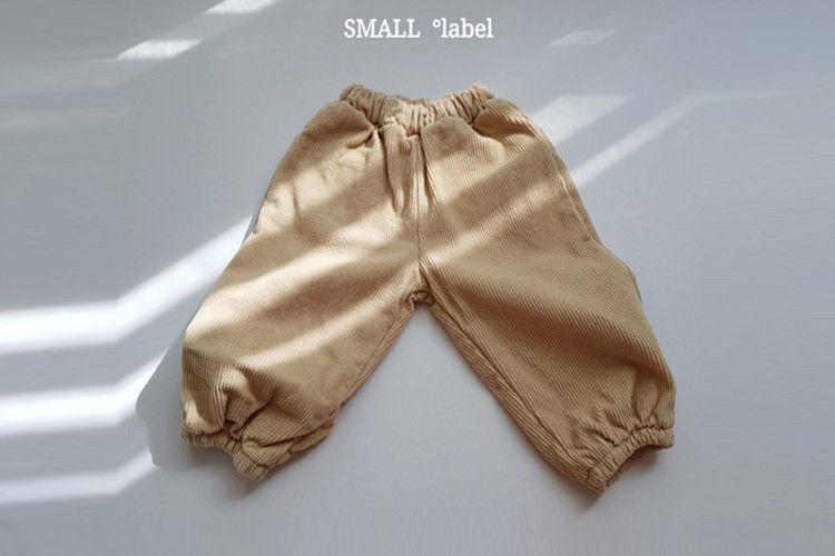 SMALL LABEL - BRAND - Korean Children Fashion - #Kfashion4kids - Happy Pants