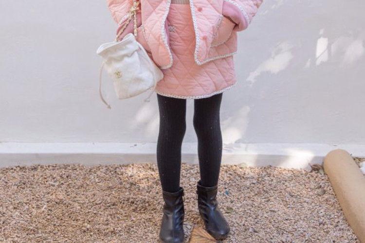 BERRY BERRY - BRAND - Korean Children Fashion - #Kfashion4kids - Quilting Skirt