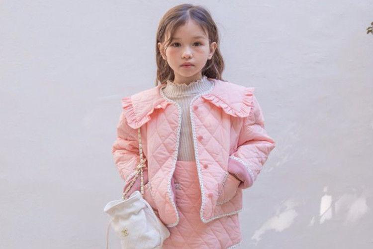 BERRY BERRY - BRAND - Korean Children Fashion - #Kfashion4kids - Candy Kong Jumper