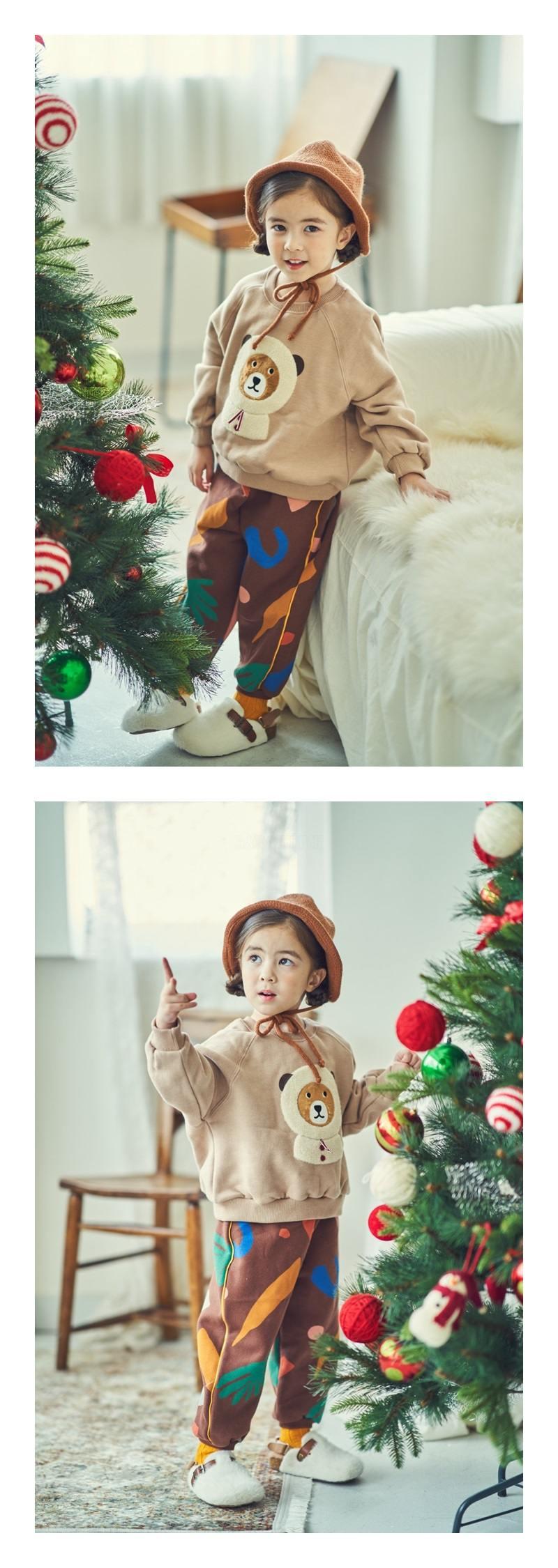 MIMICO - Korean Children Fashion - #Kfashion4kids - Every Bear Tee