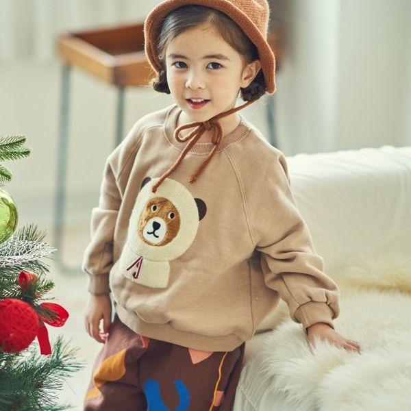 MIMICO - BRAND - Korean Children Fashion - #Kfashion4kids - Every Bear Tee