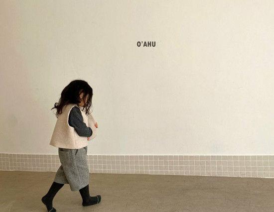 O'AHU - Korean Children Fashion - #Kfashion4kids - Winter Vest - 4