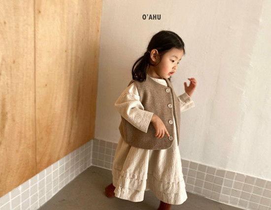 O'AHU - Korean Children Fashion - #Kfashion4kids - Winter Vest - 7