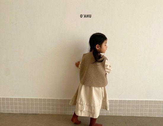 O'AHU - Korean Children Fashion - #Kfashion4kids - Winter Vest - 8