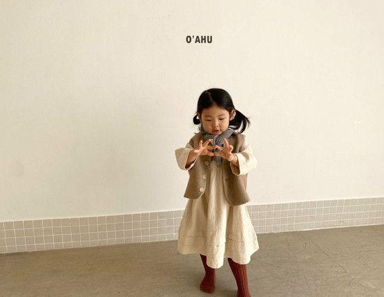 O'AHU - Korean Children Fashion - #Kfashion4kids - Winter Vest - 9