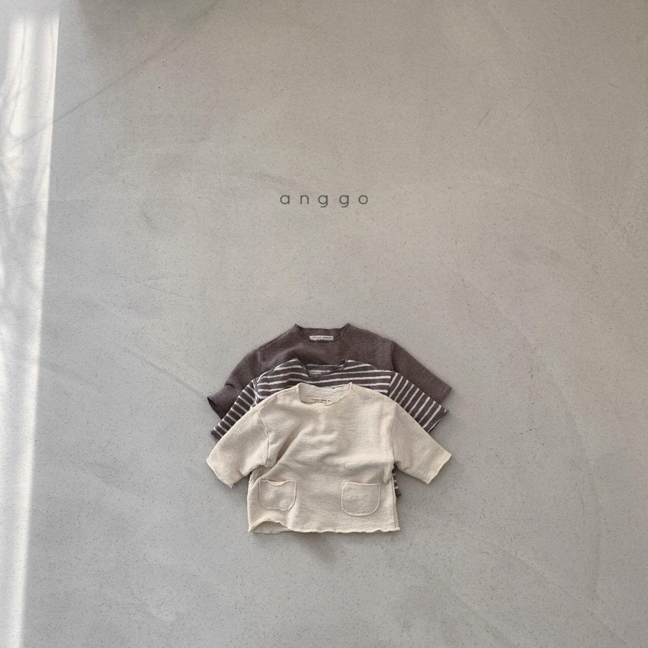 ANGGO - Korean Children Fashion - #Kfashion4kids - Nutella Tee - 11