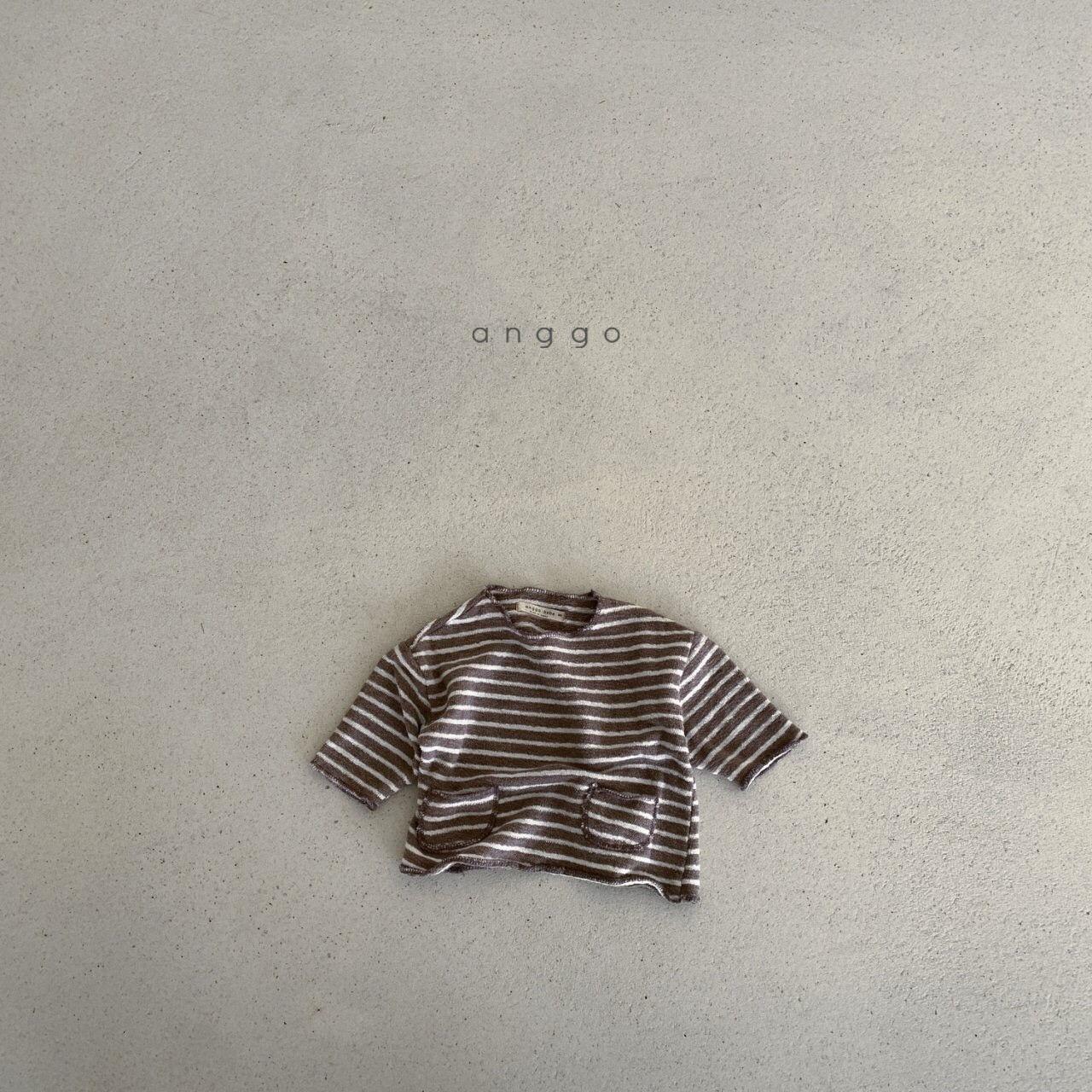 ANGGO - Korean Children Fashion - #Kfashion4kids - Nutella Tee - 6