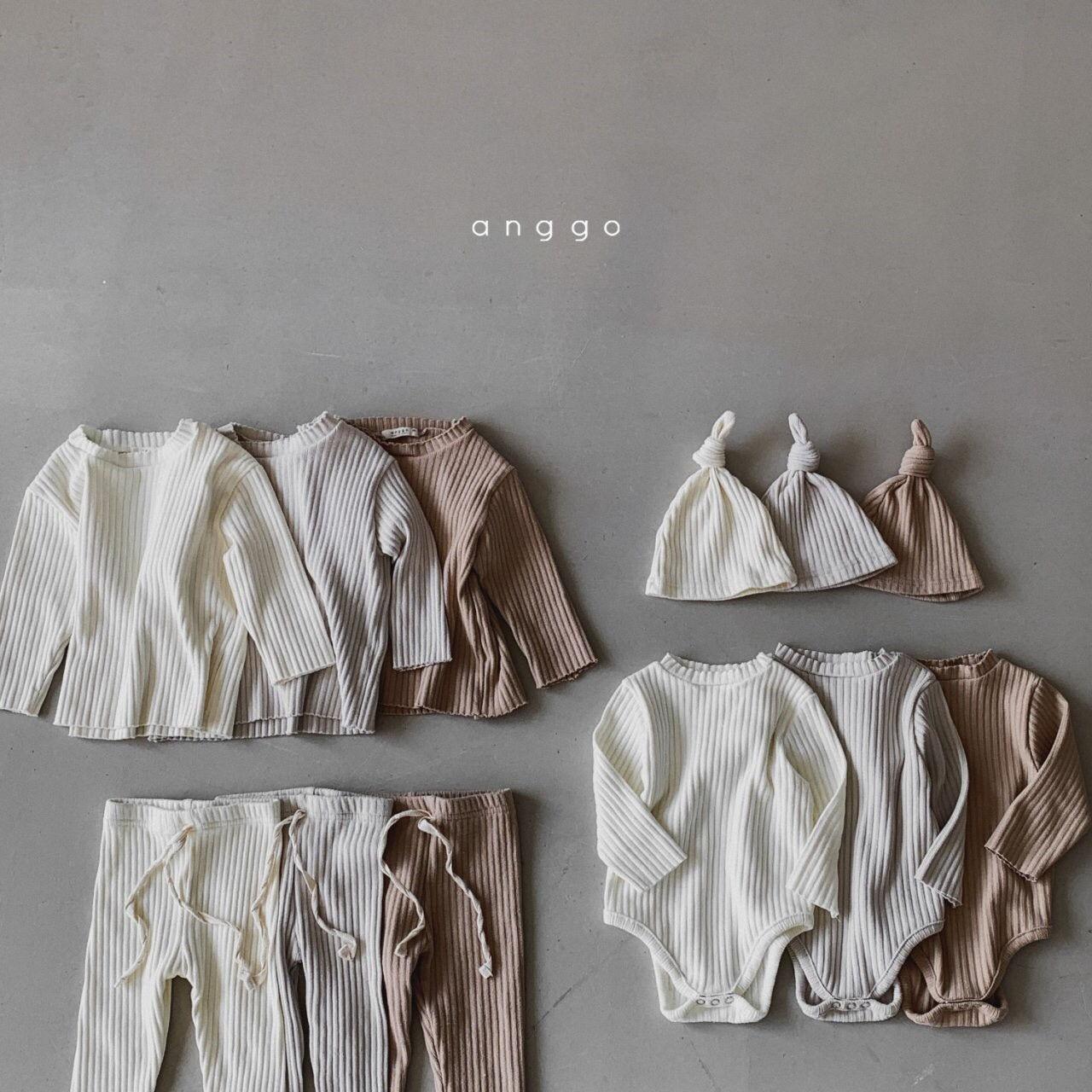 ANGGO - Korean Children Fashion - #Kfashion4kids - Madeleine Tee - 10