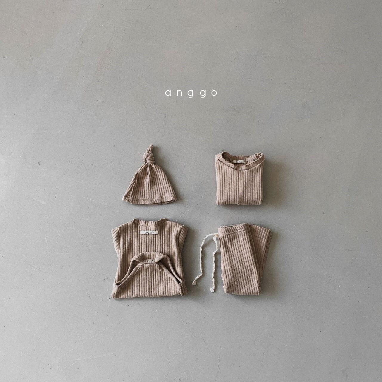 ANGGO - Korean Children Fashion - #Kfashion4kids - Madeleine Tee - 11