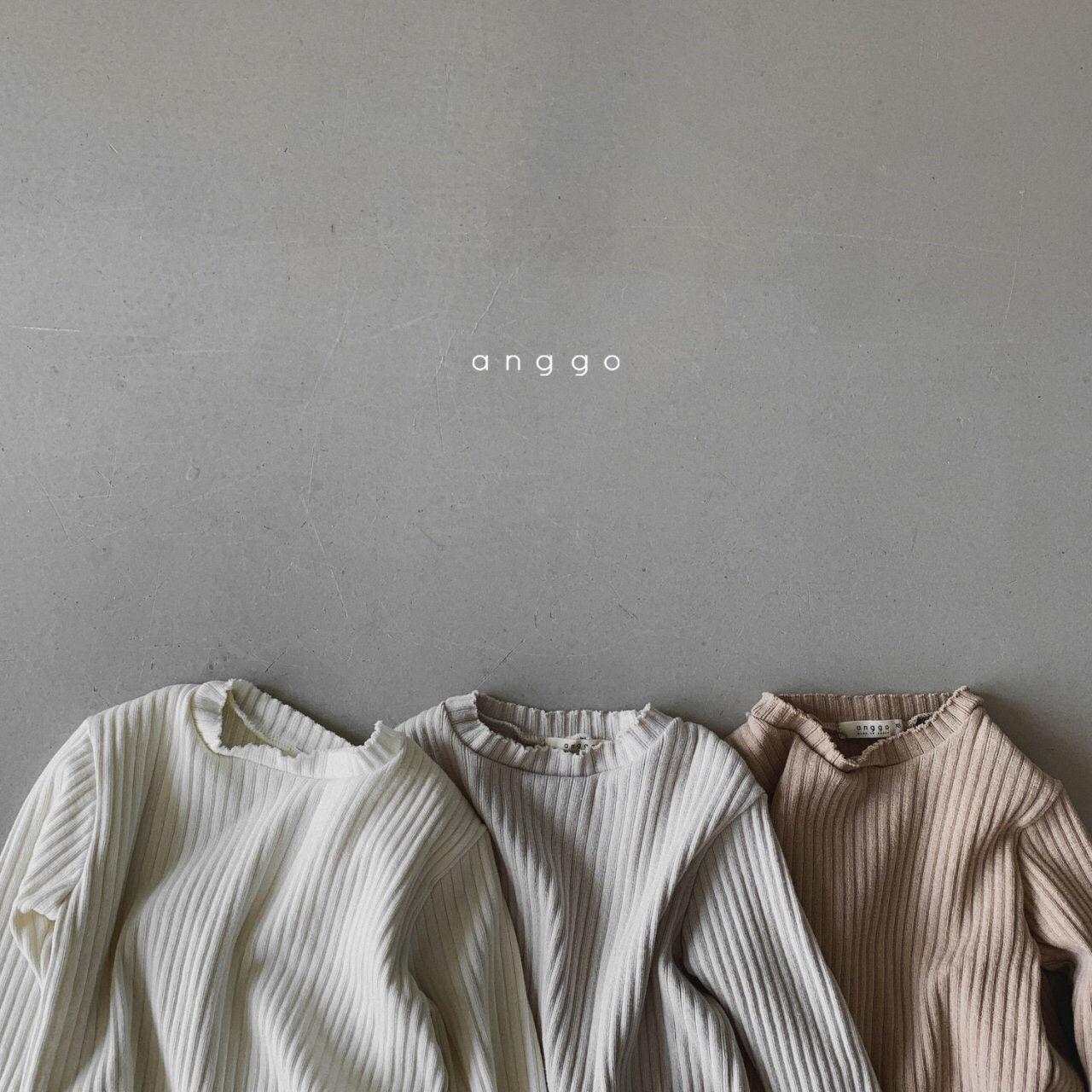 ANGGO - Korean Children Fashion - #Kfashion4kids - Madeleine Tee - 6
