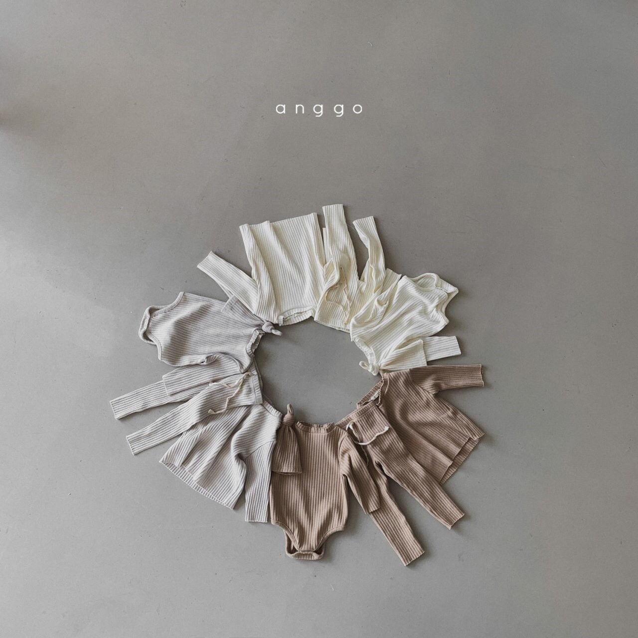 ANGGO - Korean Children Fashion - #Kfashion4kids - Madeleine Tee - 8