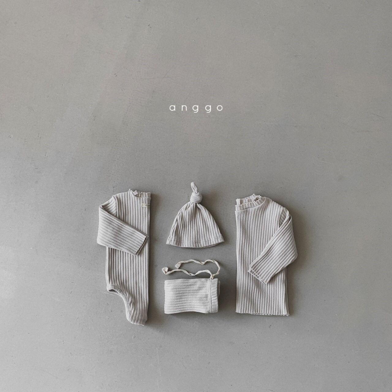 ANGGO - Korean Children Fashion - #Kfashion4kids - Madeleine Tee - 9