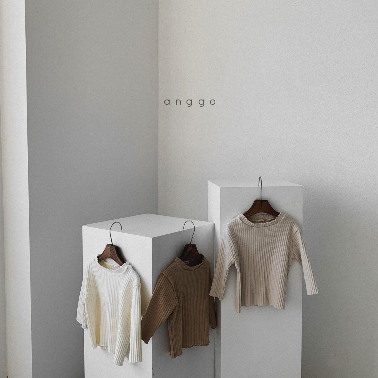ANGGO - BRAND - Korean Children Fashion - #Kfashion4kids - Madeleine Tee