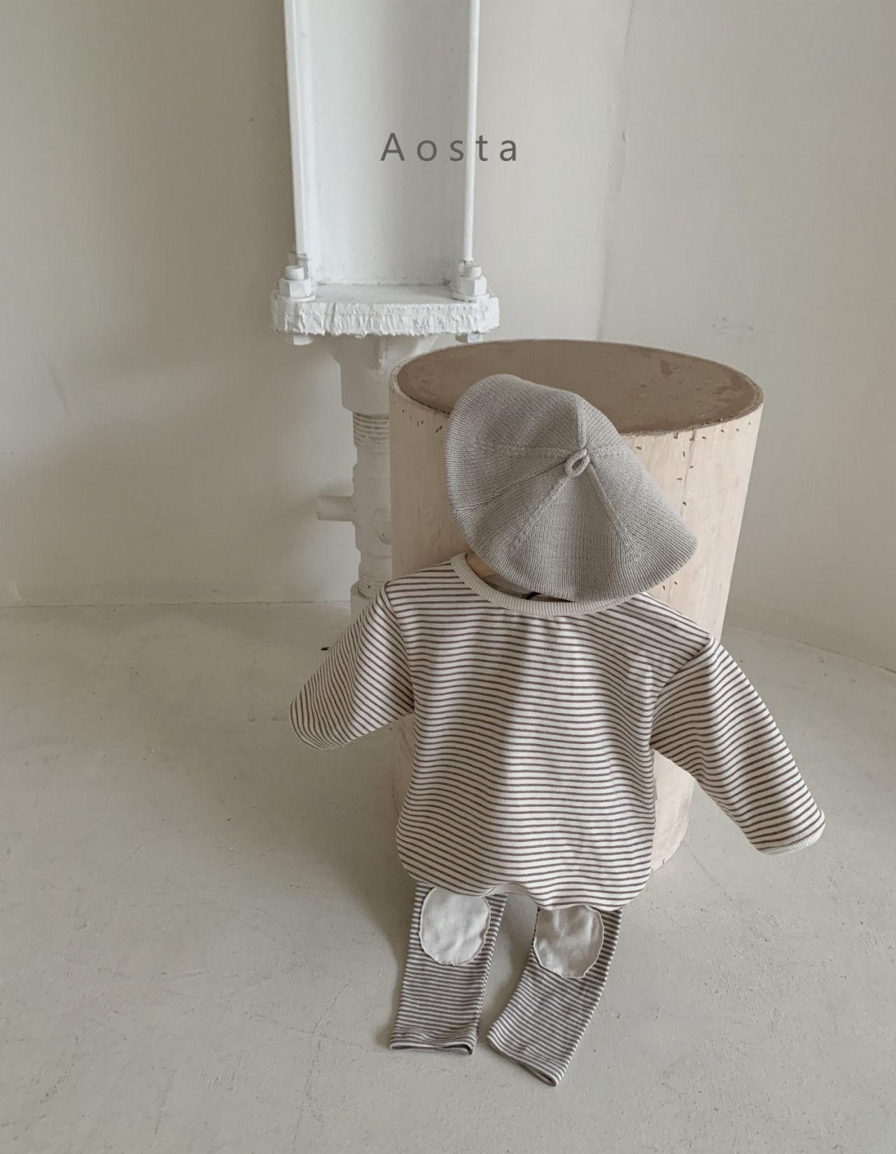 AOSTA - Korean Children Fashion - #Kfashion4kids - Round Tee - 10