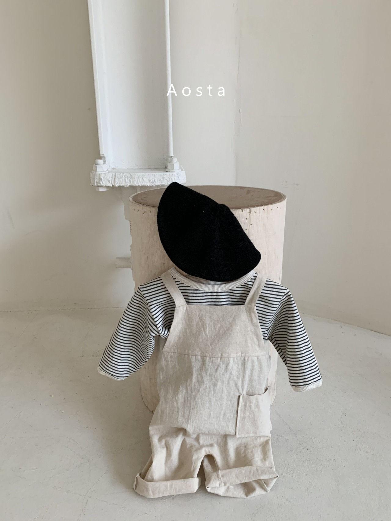 AOSTA - Korean Children Fashion - #Kfashion4kids - Round Tee - 3