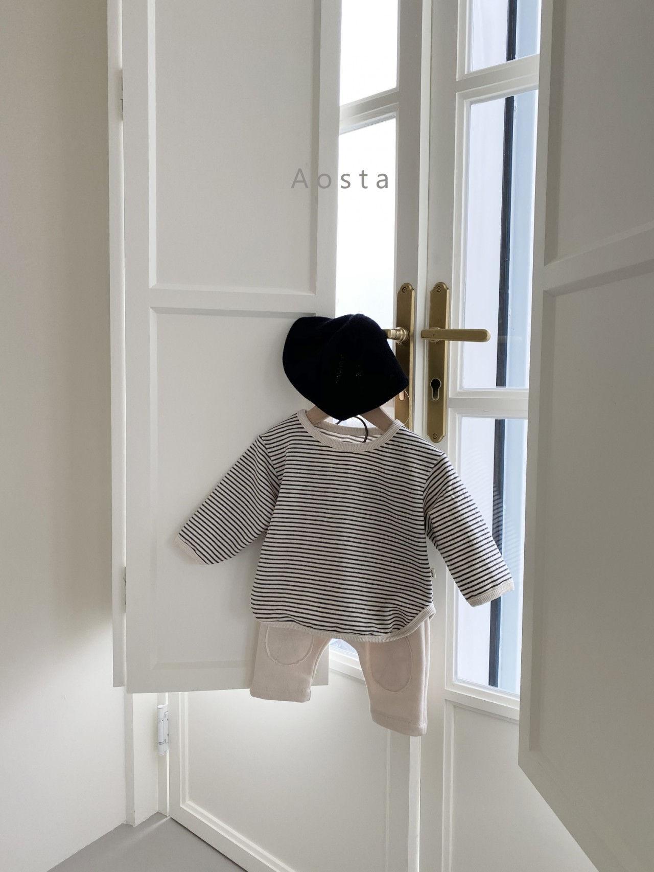 AOSTA - Korean Children Fashion - #Kfashion4kids - Round Tee - 4