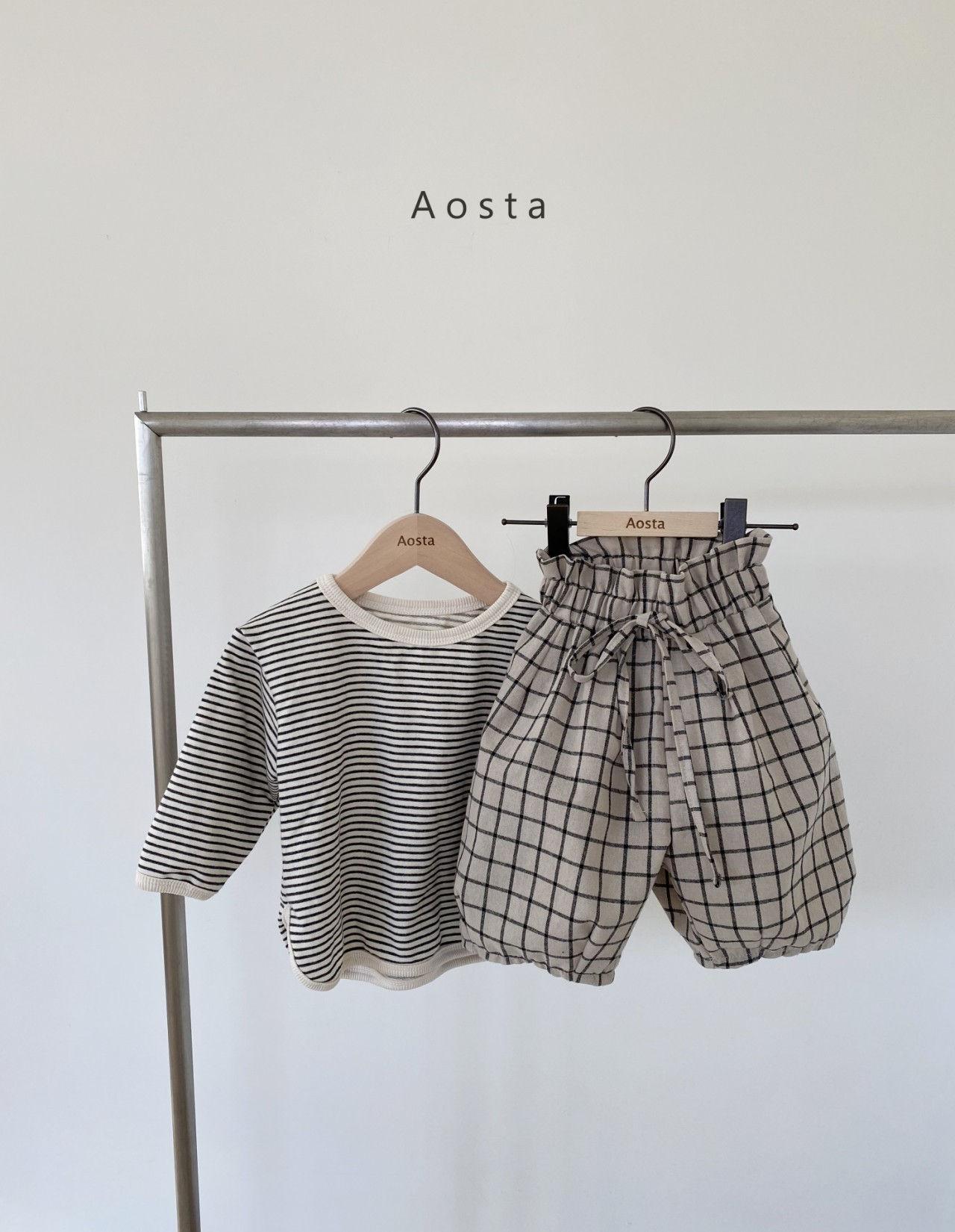 AOSTA - Korean Children Fashion - #Kfashion4kids - Round Tee - 5
