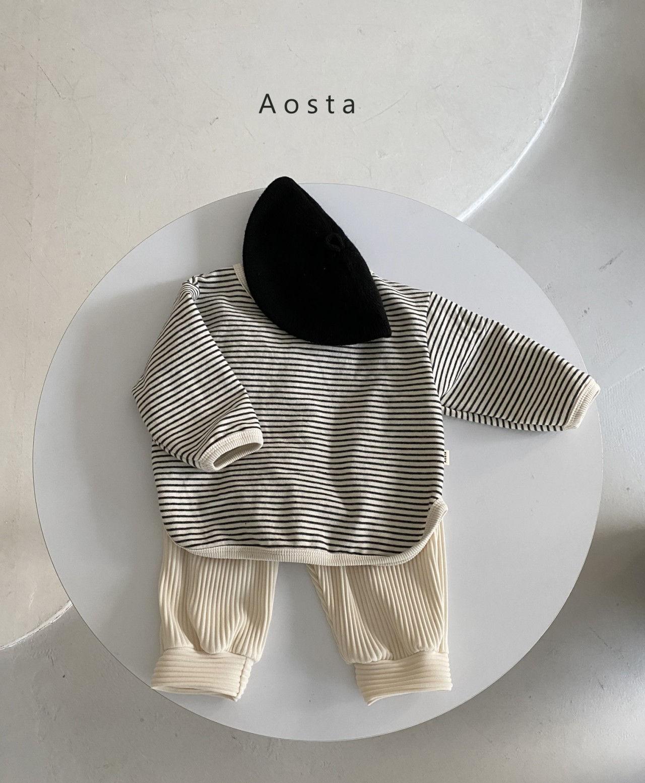 AOSTA - Korean Children Fashion - #Kfashion4kids - Round Tee - 6