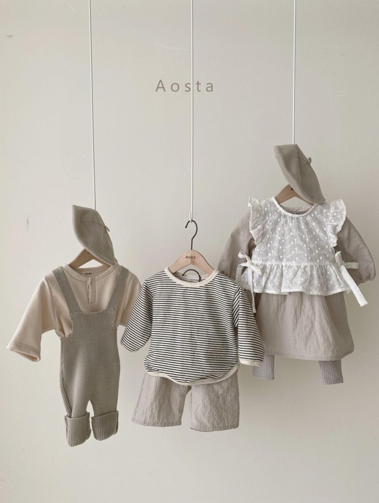 AOSTA - Korean Children Fashion - #Kfashion4kids - Round Tee - 7
