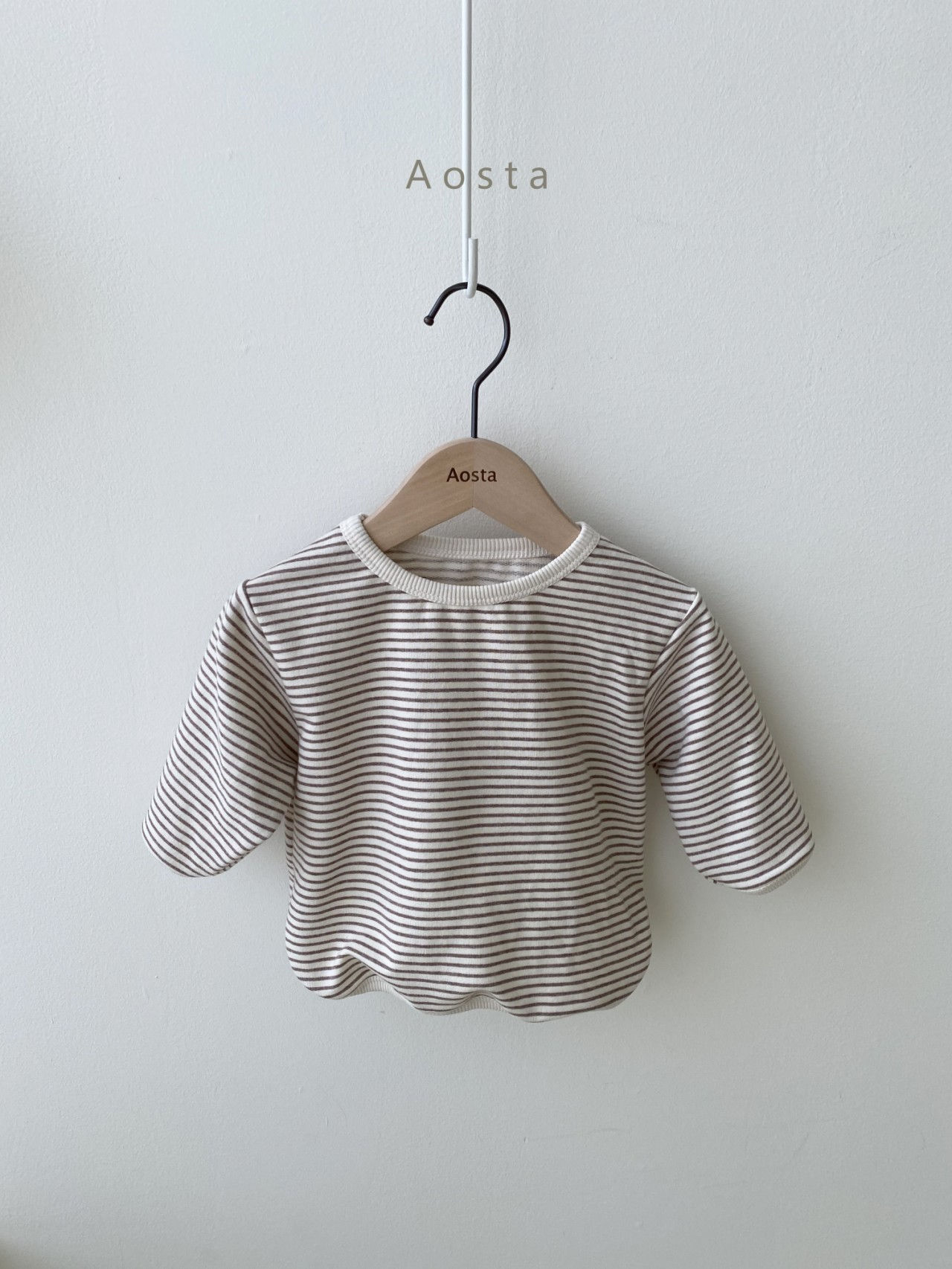 AOSTA - Korean Children Fashion - #Kfashion4kids - Round Tee - 8