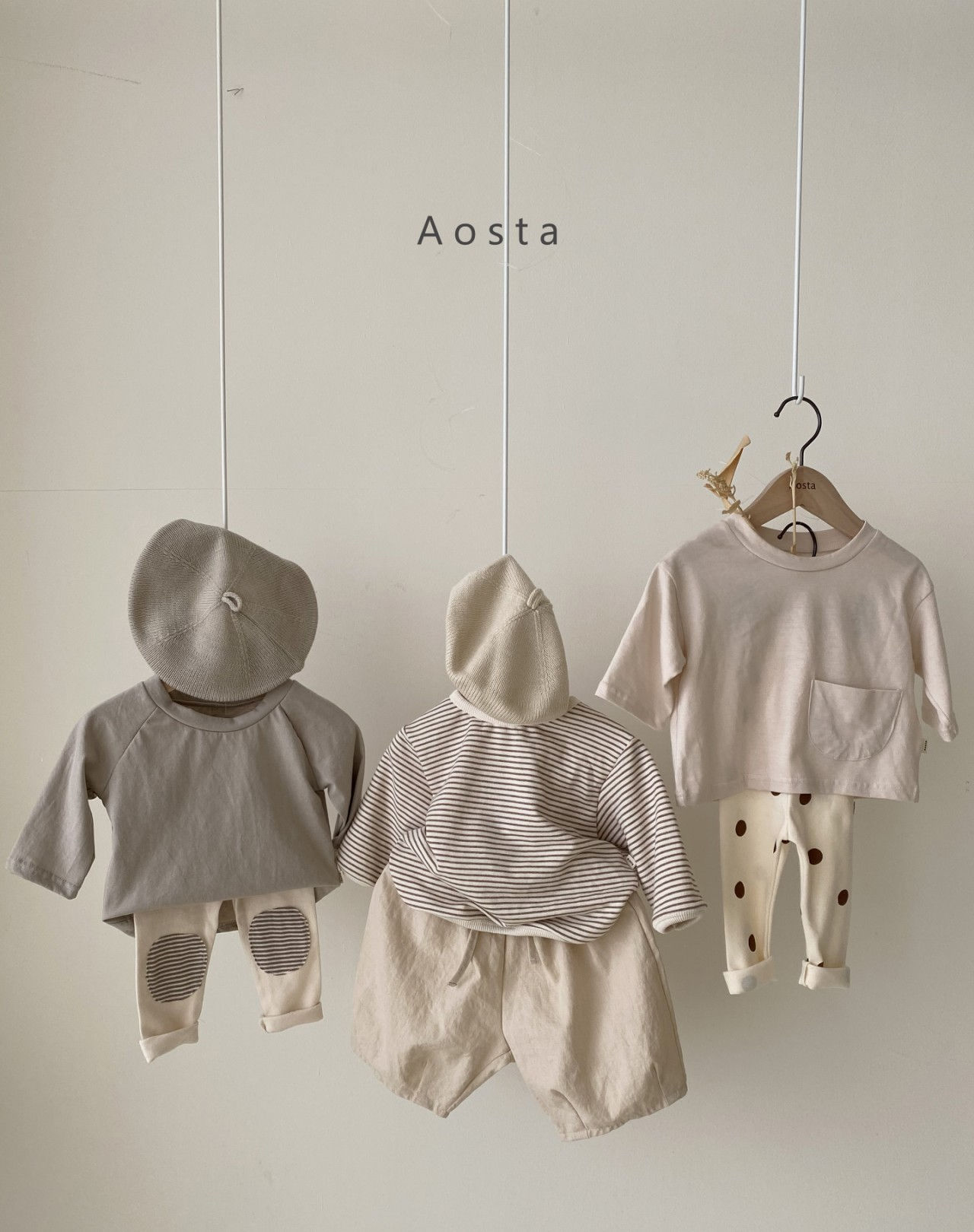 AOSTA - Korean Children Fashion - #Kfashion4kids - Round Tee - 9