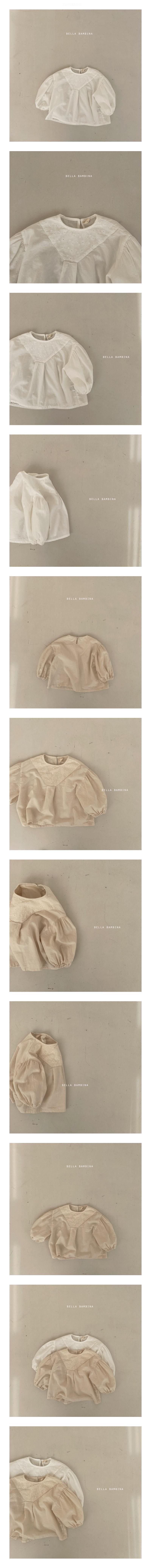 BELLA BAMBINA - Korean Children Fashion - #Kfashion4kids - Let It Blouse