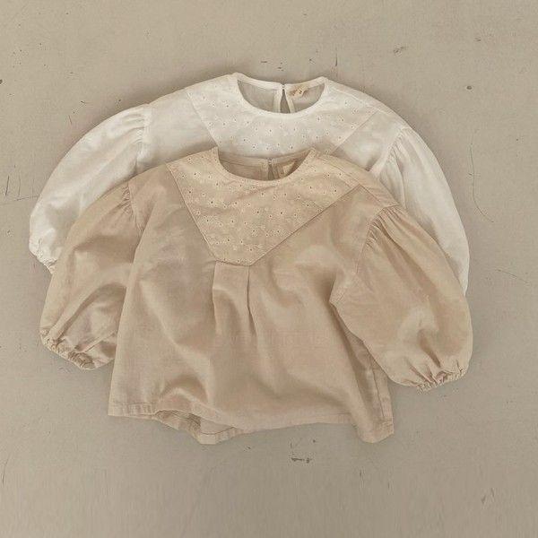 BELLA BAMBINA - BRAND - Korean Children Fashion - #Kfashion4kids - Let It Blouse